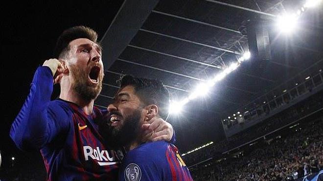 Messi lập cú đúp, Barca nhấn chìm Liverpool trên sân nhà