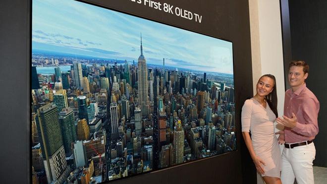 Huawei hé lộ TV 8K có 5G, phả hơi nóng vào Samsung, LG và Sony