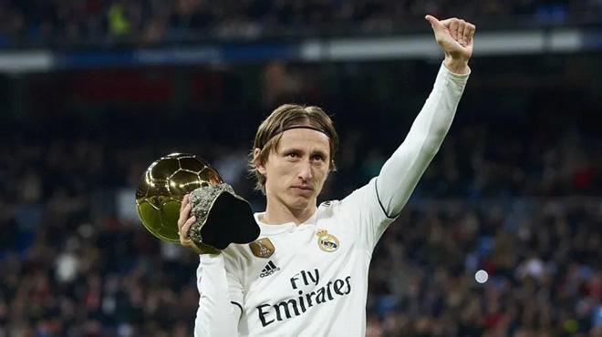 Zidane muốn đẩy Luka Modric khỏi Real Madrid