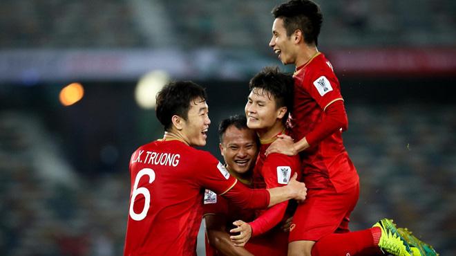 Tuyển Việt Nam gặp Thái Lan trong trận khai mạc King's Cup 2019