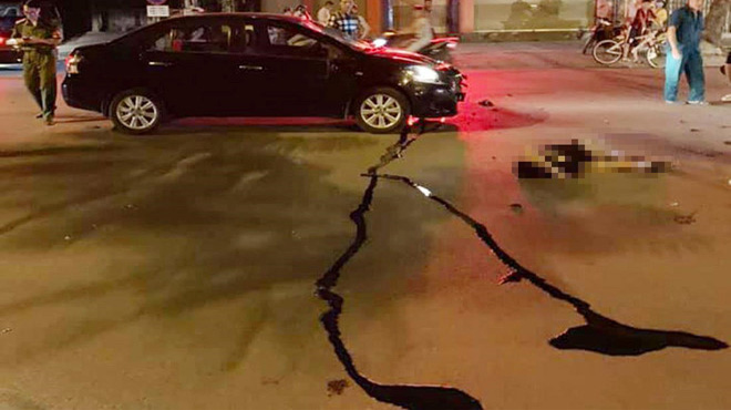 Say rượu gây tai nạn, cán bộ Sở Xây dựng còn dọa 'đâm chết' 2 học sinh