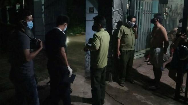 Manh mối tìm 4 nghi can sát hại 2 người đàn ông rồi bỏ xác vào bê tông
