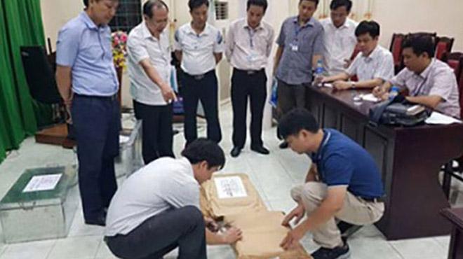 Con trai Phó giám đốc sở GD&ĐT Hà Giang được nâng 13,3 điểm