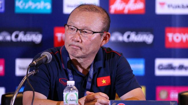 HLV Park: Thắng Thái Lan không phải điều đặc biệt với Việt Nam