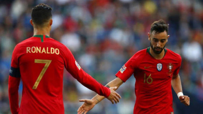 Đánh bại Hà Lan, Ronaldo cùng đồng đội vô địch Nations League