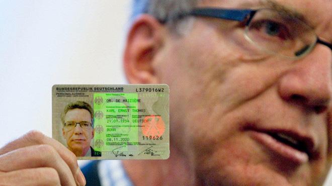 Đức sẽ dùng iPhone thay thẻ căn cước
