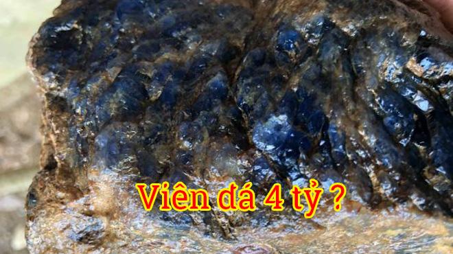 Cận cảnh viên đá quý 4 tỷ đồng ở Lục Yên gây xôn xao dư luận