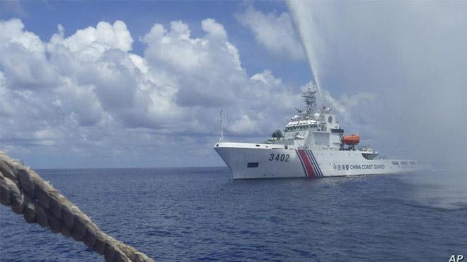 Trung Quốc toan tính gì khi điều tàu xâm phạm vùng biển Việt Nam