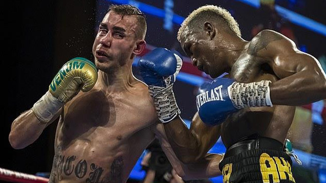 Võ sĩ boxing qua đời vì bị đối thủ đấm chấn thương sọ não