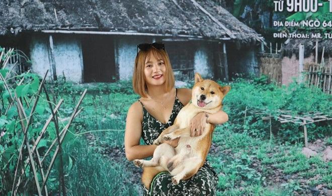 Chú chó Nhật được chọn đóng phim Cậu Vàng có gì đặc biệt?