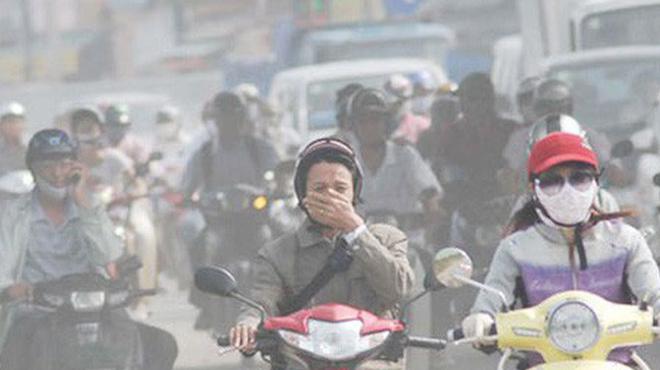 Ô nhiễm không khí Hà Nội đạt đỉnh mới, tiệm cận mức nguy hại