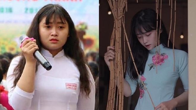 Nữ sinh giảm 20 kg trong 4 tháng vì mơ ước làm diễn viên