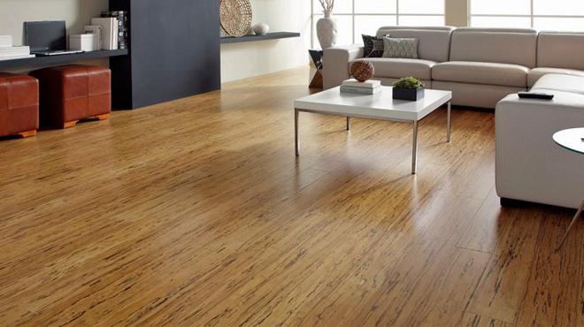 Có nên lát sàn nhựa giả gỗ ?
