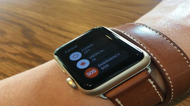 Apple Watch tự gọi 911, cứu mạng người leo núi