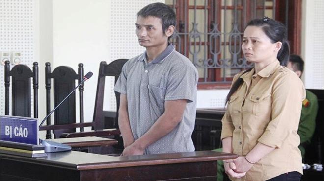Lừa bán bé gái 9 tuổi sang Trung Quốc, đôi nam nữ lĩnh 11 năm tù