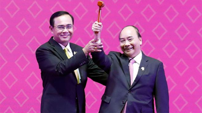 Năm 2020 Việt Nam sẽ tiếp nhận vai trò Chủ tịch ASEAN