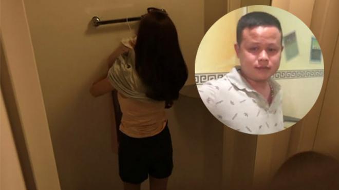 Phạt 9X quay lén phụ nữ trong nhà vệ sinh 200.000 đồng