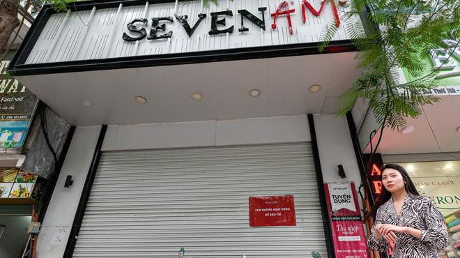 Chuỗi cửa hàng Seven.Am đóng cửa sau nghi án cắt mác Trung Quốc