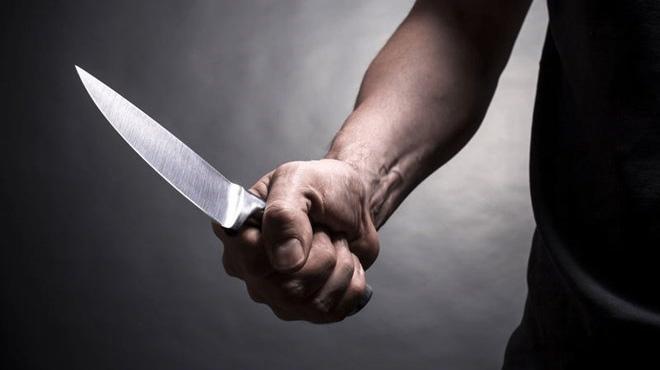 Con trai giết mẹ khi bị la rầy
