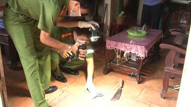 Mẹ kế khai giết con trai, giấu xác ở vườn mía