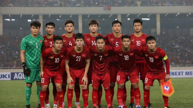 Lịch thi đấu Seagame 30 của U22 Việt Nam