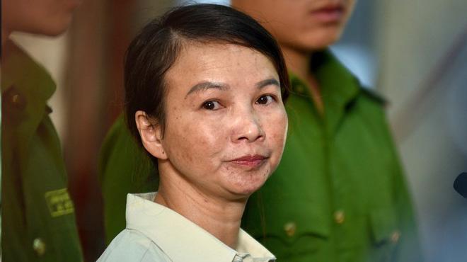 Mẹ nữ sinh giao gà bị đề nghị 20 năm tù