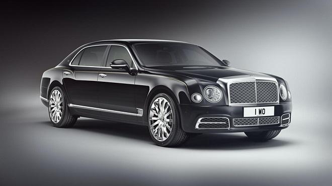 Bentley Mulsanne EWB bản đặc biệt chỉ có 15 chiếc