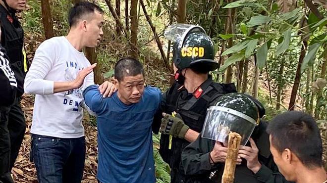 Đã bắt được kẻ ngáo đá chém 5 người chết ở Thái Nguyên
