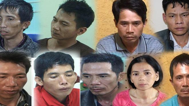 Đề nghị tử hình 6 bị cáo vụ sát hại nữ sinh giao gà