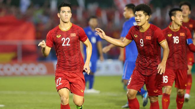 FIFA xếp U23 Việt Nam vào nhóm tiềm năng ở giải U23 châu Á