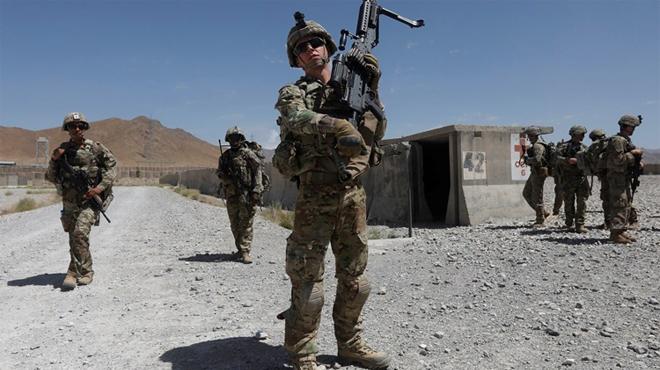 Mỹ tập trung lực lượng dồn quân tới Trung Đông