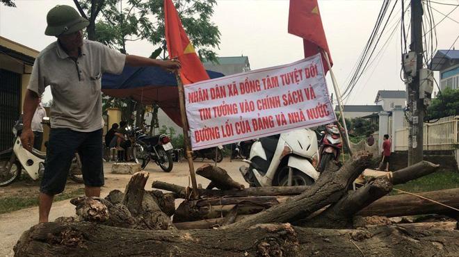 Bộ Công an: 3 chiến sĩ công an hy sinh trong vụ việc tại Đồng Tâm