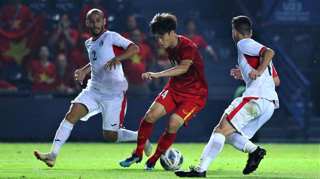 Vì sao U23 Việt Nam đang ở thế bất lợi so với UAE và Jordan