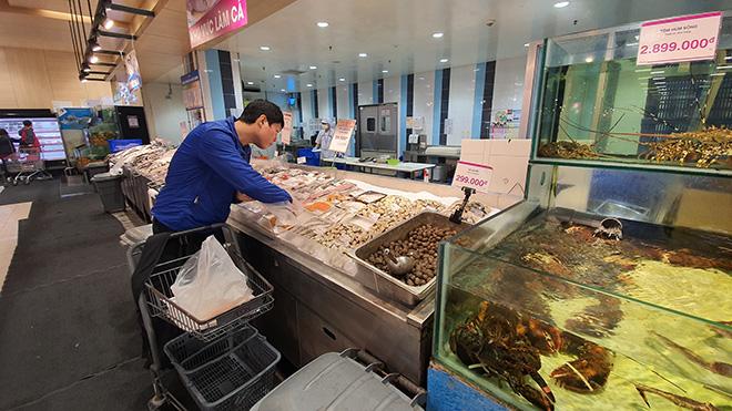 Ít đi nhậu, chồng tiết kiệm được tiền mua hải sản tẩm bổ cho vợ con