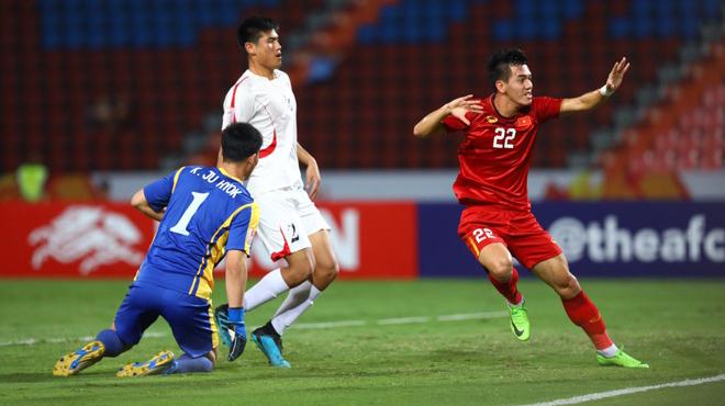 Thua Triều Tiên, U23 Việt Nam rời giải châu Á từ vòng bảng