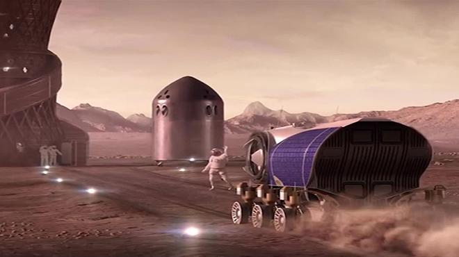 Elon Musk muốn đưa 1 triệu người lên Hỏa tinh vào năm 2050