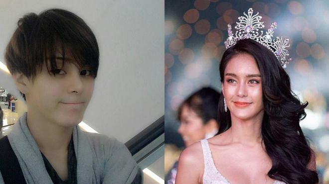 Hoa hậu chuyển giới Thái Lan phẫu thuật trở lại là nam giới