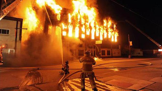 5 mẹ con chết trong vụ cháy nhà ở TP.HCM