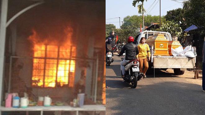 Phóng hỏa vì không được quan hệ, 2 người tử vong