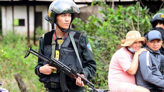 Bộ Công an cho phép tiêu diệt nghi can bắn chết 5 người ở TP.HCM