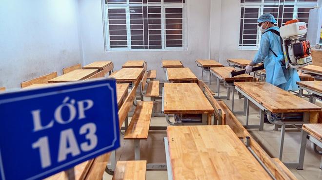 Hà Nội cho học sinh nghỉ đến ngày 9/2