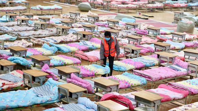 Thêm 65 người chết vì virus corona Vũ Hán, tổng cộng 24.552 ca nhiễm