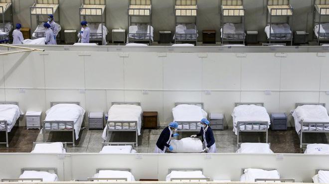 Thêm 73 người chết ở Trung Quốc vì virus corona, 3.143 ca nhiễm mới