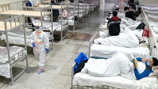 Số ca tử vong vì virus corona ở TQ vượt 1.000