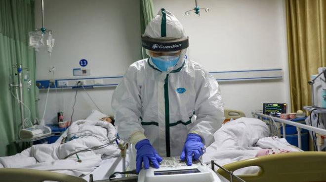Thêm 94 ca tử vong ở Hồ Bắc, 1.110 người chết vì virus corona tại TQ