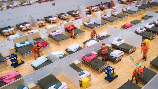 Thêm 242 người chết vì virus corona, số ca nhiễm mới tăng gần 10 lần