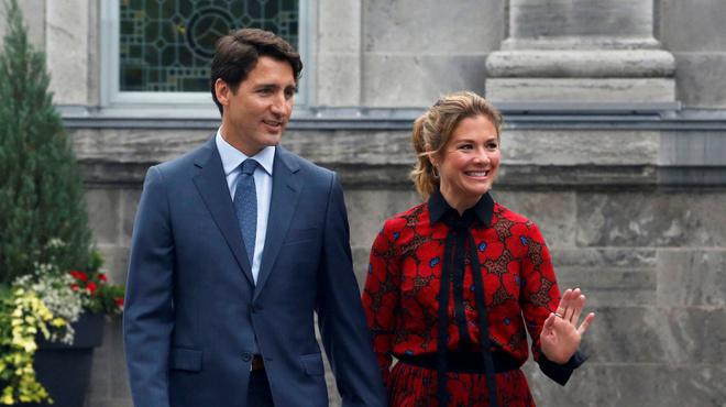 Vợ Thủ tướng Trudeau dương tính với virus corona