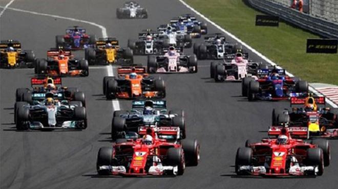 Chặng đua F1 Việt Nam bị hoãn