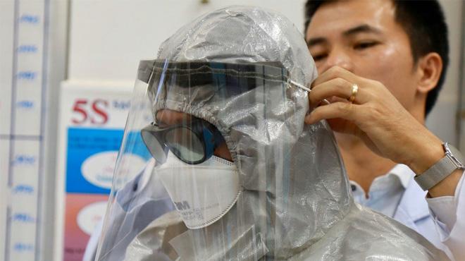 Bệnh nhân thứ 68 mắc Covid-19 ở Việt Nam