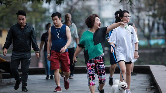 Hà Nội sẽ kiểm tra những người ra ngoài đường